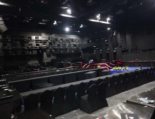 舞台搭建的基本要素
